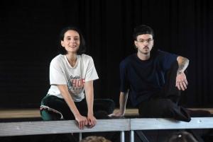 Monistrol-sur-Loire : la compagnie Ballet 21 fait découvrir autrement la danse aux collégiens