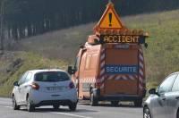 Polignac : trois véhicules s'accrochent sur la plaine de Bleu