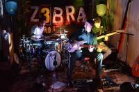 Z3bra Trio sera sur scène mardi 1er août au Café des Pêcheurs à Saint-Martin-de-Valamas.