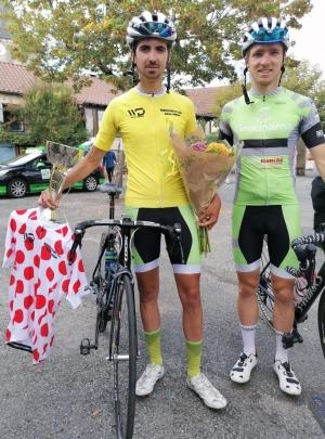 Cyclisme : victoire pour Quentin Rongère dans le Lot