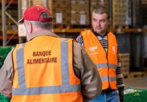 Saint-Agrève : des bénévoles de la Banque alimentaire seront à Utile et Carrefour Contact