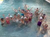 Puy-en-Velay : 25 enfants de 6 à 12 ans ont appris à nager