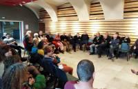 La sénatrice Cécile Cukierman lance la campagne des Européennes pour le PCF au Puy