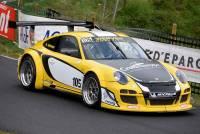 Nicolas Werver mène la danse pour les voitures de production avec sa Porsche 997 GT2