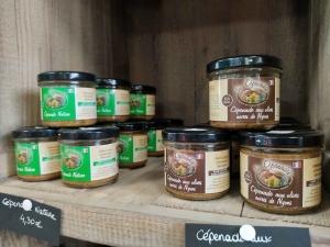 Saint-Jeures : un panier gourmand à gagner et des nouveautés à la boutique des producteurs de fruits rouges