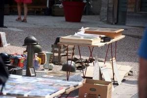 Yssingeaux : des objets à l'effigie des nazis en vente sur la brocante