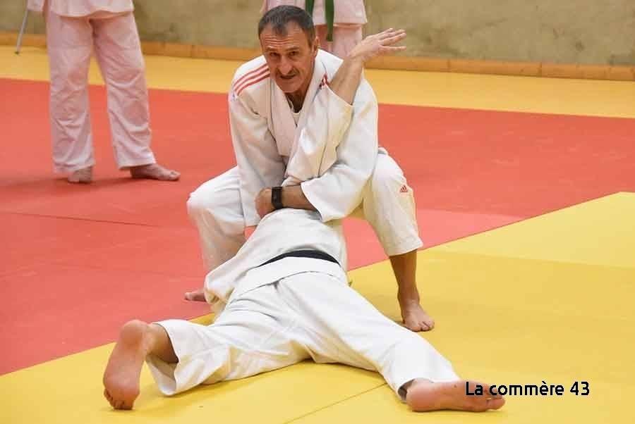 Yssingeaux : une découverte du taiso et self-défense ce mercredi au dojo