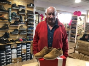 Yssingeaux : 10 gagnants pour les dix ans du magasin de chaussures Breysse Moulin