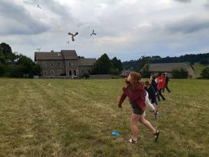 Les activités continuent à l'École du vent à Saint-Clément