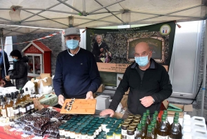 Aurec-sur-Loire : une matinée gourmande en guise de mini Vignandises