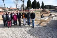 Raucoules : la halle fermière sera livrée avant l'été