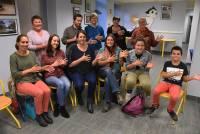 Sainte-Sigolène : elle propose des ateliers d'initiation à la langue des signes