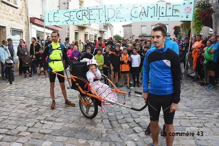 Saint-Didier-en-Velay : la Course des Pavés de retour le 23 septembre pour aider Camille