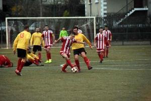 Foot : Retournac tient à sa deuxième place
