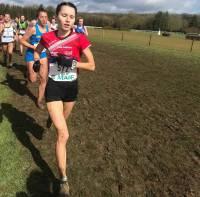 Athlétisme : Emma Bert dans le Top 15 aux championnats de France de cross-country