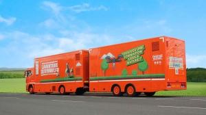 Yssingeaux : le camion de l'Aventure du vivant va passer en octobre au lycée agricole George-Sand