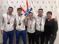 Jujitsu : quatre Ponots sélectionnés avec l'équipe de France