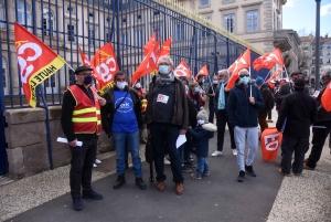 Santé, service public, libertés, culture : les combats tous azimuts des syndicats en Haute-Loire