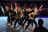 """Les gymnastes d'Yssingeaux en mode """"disco"""""""