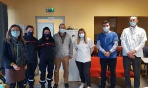 La vaccination des personnes de plus de 75 ans se poursuit à Vorey-sur-Arzon