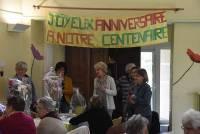 Le Chambon-sur-Lignon : 100 printemps pour Irma Rousset