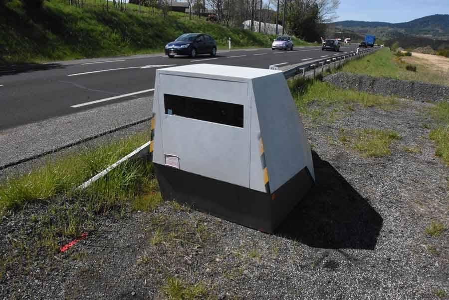 Le radar de chantier revient à Yssingeaux