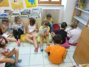 Lapte : les écoliers de Saint-Régis sont des rats de bibliothèque