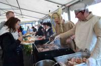 Les Gaulois festoyent à Fay-sur-Lignon
