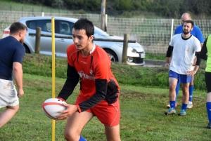 Monistrol-sur-Loire : les rugbymen retrouvent le chemin de l'entraînement