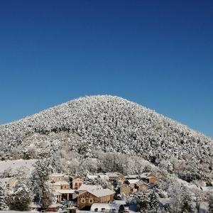 Mont Fracellier à Saint-Etienne-Lardeyrol