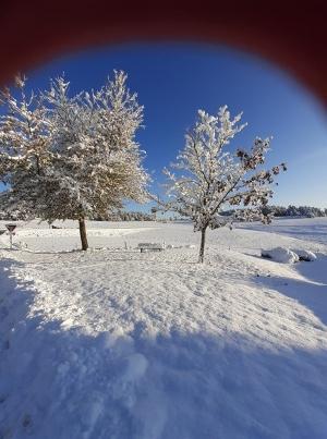 Vos photos de la Haute-Loire sous la neige
