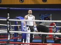 Boxe française : Eric Mazella qualifié pour les demi-finales