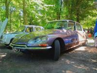 Les belles carrosseries de Grazac Auto Rétro au château de Montivert
