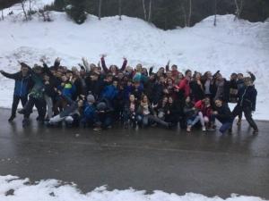 Dunières : une semaine de ski pour les collègiens