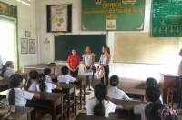 Education Solidarité Cambodge fête ses 10 ans