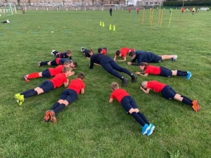 Saint-Didier/Saint-Just : le club de foot recrute dans toutes les catégories