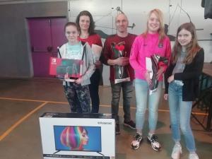 Lapte : ils sont les grands gagnants du loto de l'association sportive Grazac-Lapte