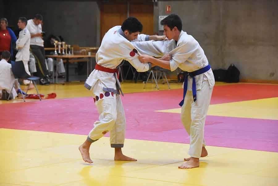 Ju jitsu : 128 compétiteurs à Yssingeaux pour le premier Open régional