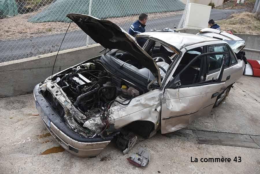 Accident de Saint-Hostien : une seconde passagère est décédée