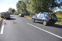 La route fermée entre Yssingeaux et Montfaucon-en-Velay suite à un grave accident