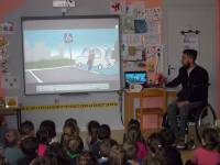 Saint-Didier-en-Velay : une animation autour du handicap à l'école Jeanne-d'Arc
