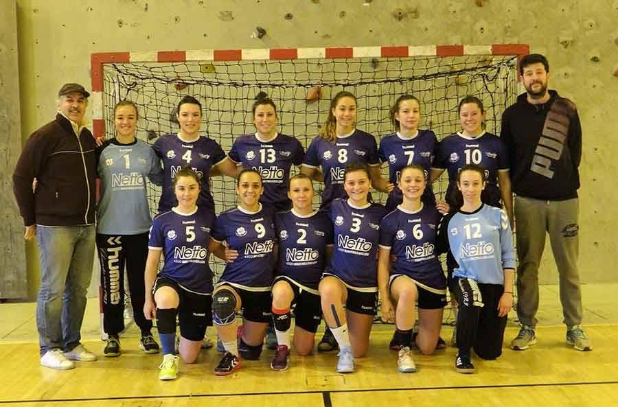 Handball : Saint-Etienne/Le Monteil finit l'année sur une bonne note