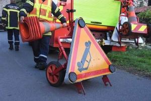 Saint-Just-Malmont : deux voitures se percutent près de la carrière