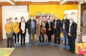 Sainte-Sigolène : un nouvel écrin pour la ludothèque Ricochet