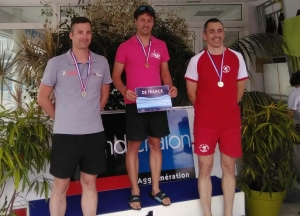 Un champion de France aux Marches du Velay Natation