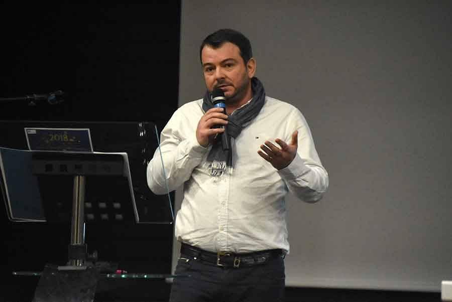 Luc Jamon a parlé de la communauté de communes