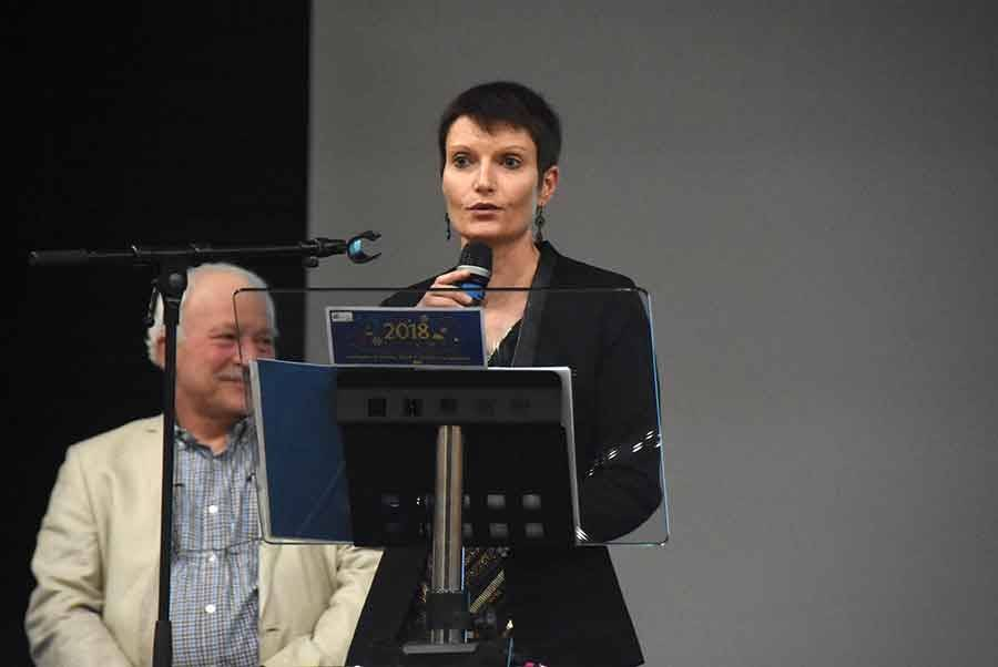Christelle Michel, conseillère départementale