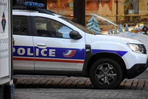 Puy-en-Velay : pour un rétroviseur cassé, il percute un scooter avec sa voiture