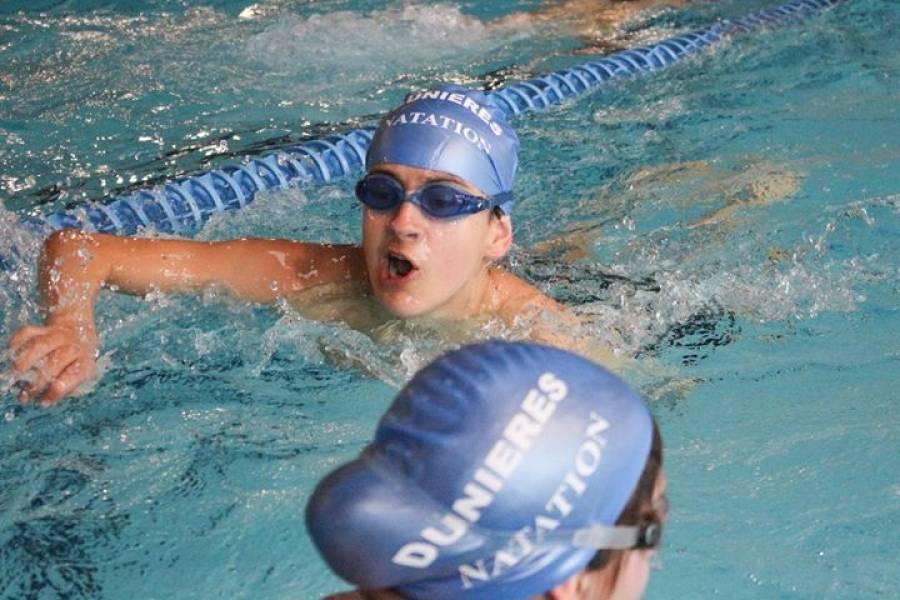 Natation : 130 nageurs au meeting départemental à Monistrol-sur-Loire