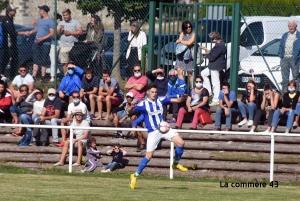 Foot : l'AS Villettoise tombe sur une équipe en pleine réussite